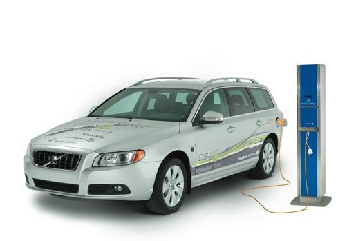 Volvo V70 Plug-In Hybride