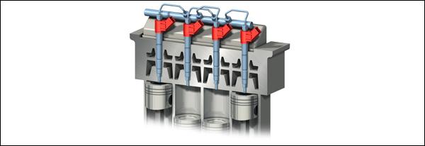 Volvo i-art VEA motoren
