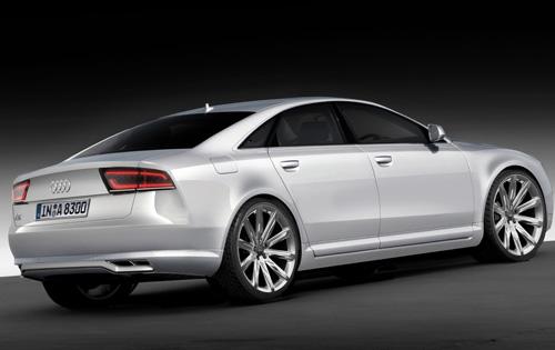 Impressie Nieuwe Audi A8