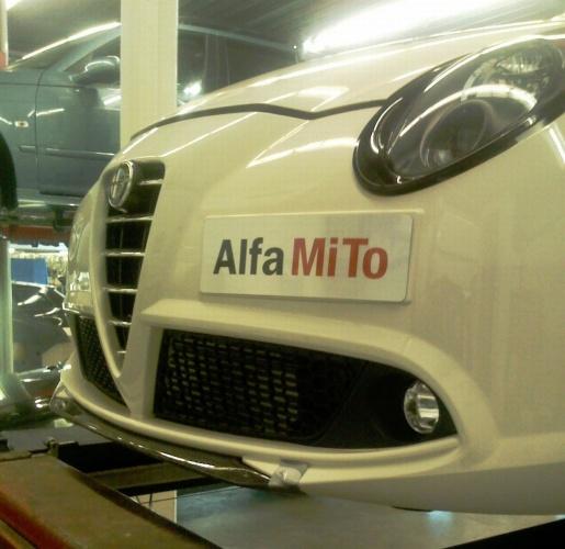 Alfa Romeo MiTo SuperVeloce
