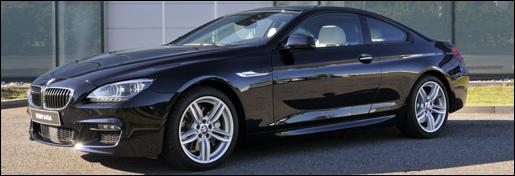 BMW 6-Reeks Coupe M-Pakket