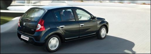 Dacia Sandero 1.4 LPG