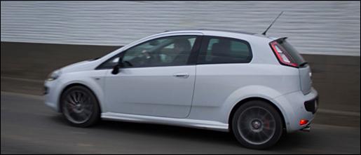 Rijtest Fiat Punto Evo Sport 1.6 Multijet 120pk