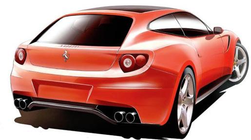 Ferrari 612 Successor 151