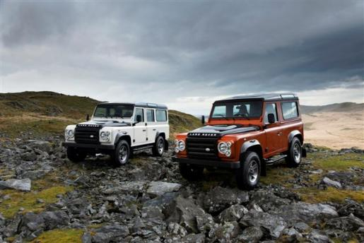 Land Rover Defender Fire Ice