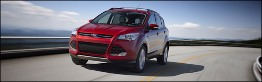 Ford Escape / Kuga 2013