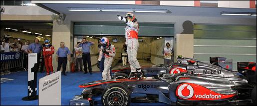 GP Abu Dhabi 2011