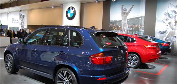 BMW Autosalon Brussel 2013