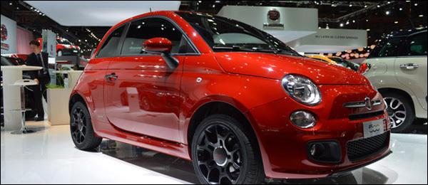 Fiat Autosalon Brussel 2013