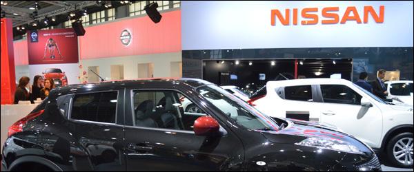 Nissan Autosalon Brussel 2013