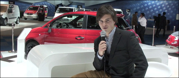 Video verslag Autosalon Brussel 2013