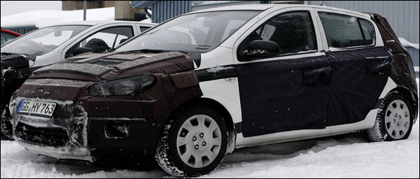 Hyundai i20 2012 Facelift