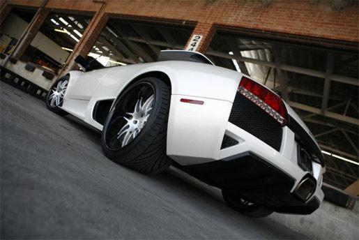 iForge Lamborghini Murcielago LP640