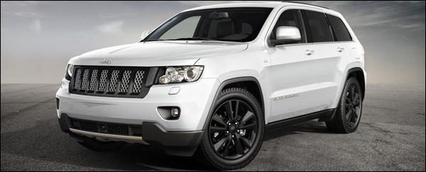 Jeep Grand Cherokee Sports Concept