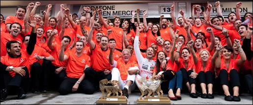 GP Hongarije 2011