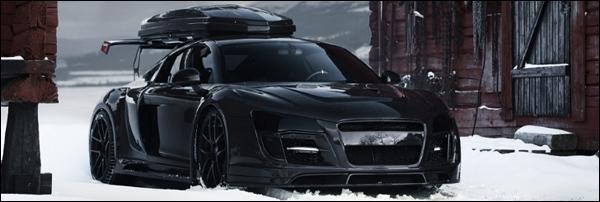 Jon Olsson Audi R8