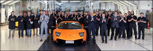 Lamborghini Murcielago V12