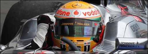 Lewis Hamilton GP Duitsland