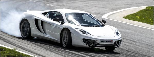 McLaren MP4-12C Performance Upgrade