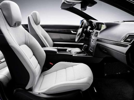 Gelekt: Mercedes E-Klasse Cabrio