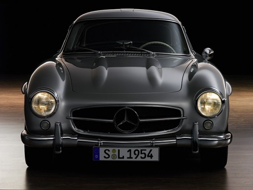 Mercedes 300SL Gullwing replica