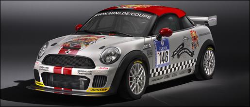 Mini Coupé John Cooper Works Endurance