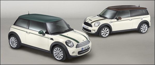 MINI Hyde Park en Green Park