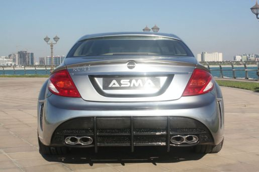 CL 65 AMG ASMA