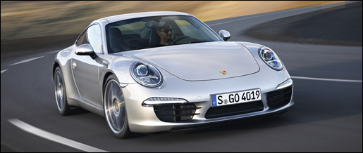 Porsche 911 prijs
