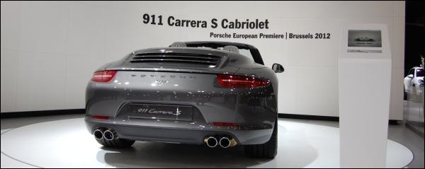 Porsche 911 Cabrio S