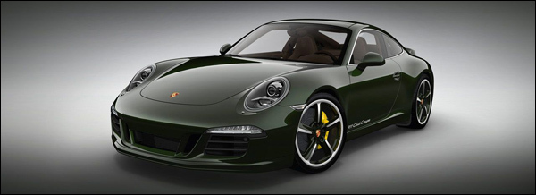 Porsche 911 Club Coupe