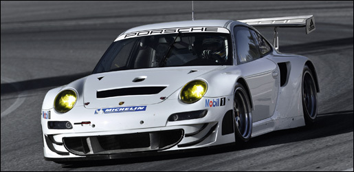 911 GT3 RSR 2012