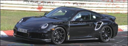 Porsche 911 Turbo 2013 (991)