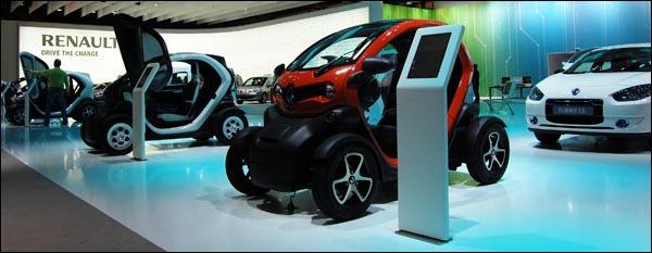 Renault Autosalon Brussel 2012