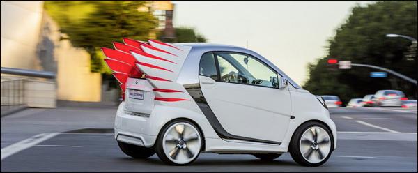 Smart Forjeremy + Smart Brabus