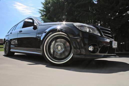 Mercedes C63 AMG Vath C63 RS