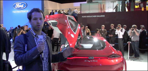 Video Autosalon Frankfurt 2011 dagl 1-1