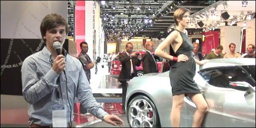 Autosalon Frankfurt 2011 Video Deel 3