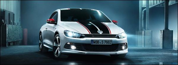 Volkswagen Scirocco GTS 2012