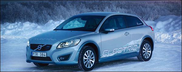 Volvo C30 E-Drive