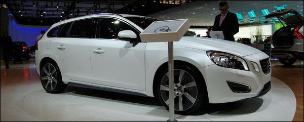 Volvo Autosalon Brussel 2012