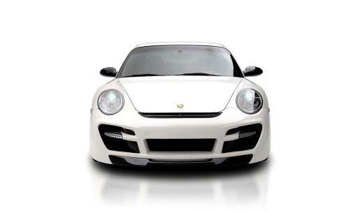 Porsche 997 Turbo Vorsteiner