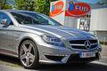 Mercedes CLS 63 AMG 2011