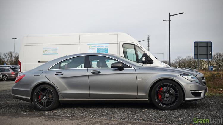 Gespot: Mercedes CLS 63 AMG | | Spots GroenLicht.be