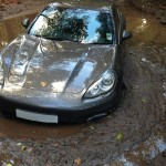 Porsche Panamera Turbo Andre Wisdom