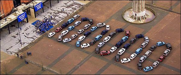 100.000 Dacia's op de Belgische wegen!