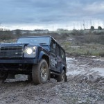Land Rover Electronic defender
