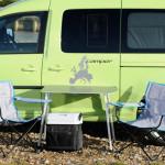 volkswagen caddy camper