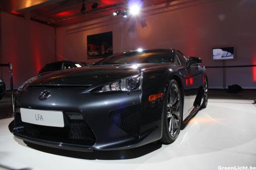 20 jaar Lexus LFA