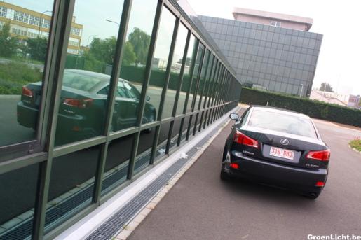 20 jaar Lexus IS200d Facelift